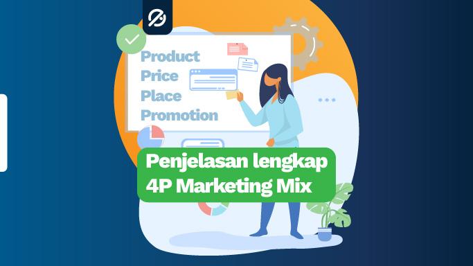 4p Marketing Mix Pengertian Contoh Dan Studi Kasus
